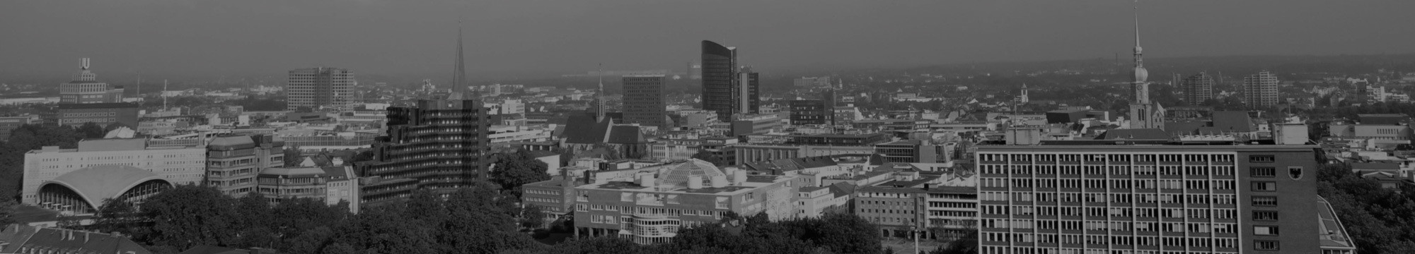 Dortmund im Überblick - ein Arbeitsplatz hier bringt viele Vorteile mit sich